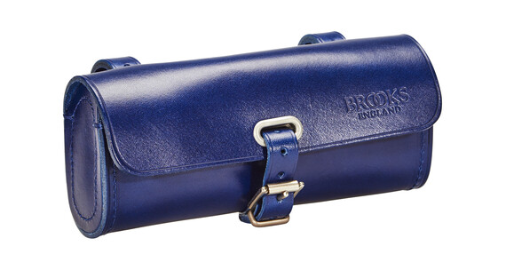 Brooks Challenge Saddle Bag royal blue